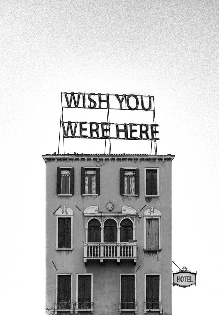 Wish you were here Hotel