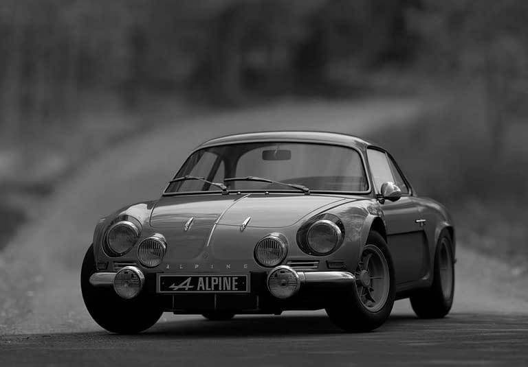 Auto Alpine