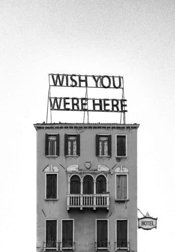 Wish you were here Hotel
